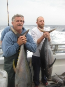 2014 Gambler Tuna Trip