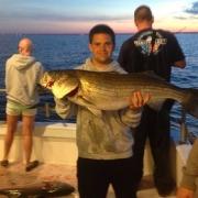 Fisherman120 Stripers