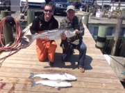 Reel McCoy May Striper