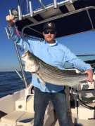 Reel McCoy Striper trip