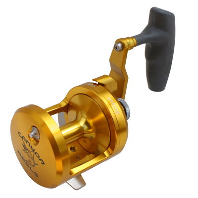 The new canyon reels hs 18 high speed jigging reel nj for Nj saltwater fishing regulations